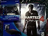 PlayStation 4 Slim Console - Uncharted 4 Bundle
