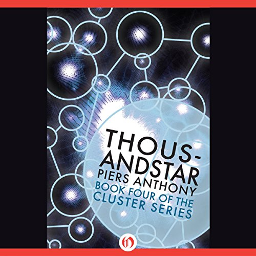 Thousandstar audiobook cover art
