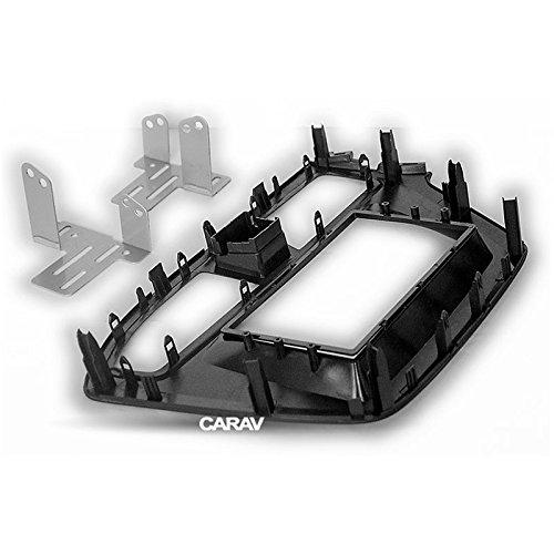 CARAV 11-578 Double Din Car Dash Installation Kit Radio Stereo Face Facia Fascia Panel Frame DVD Dash Stereo Install Kit for Hyundai i-20 2014+ Left Wheel 17398mm 178100mm 178102mm