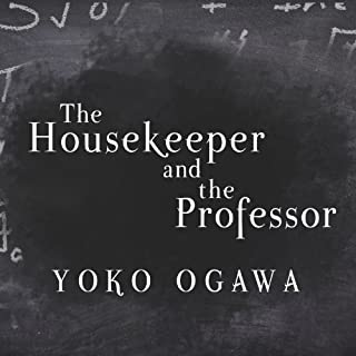 The Housekeeper and the Professor cover art