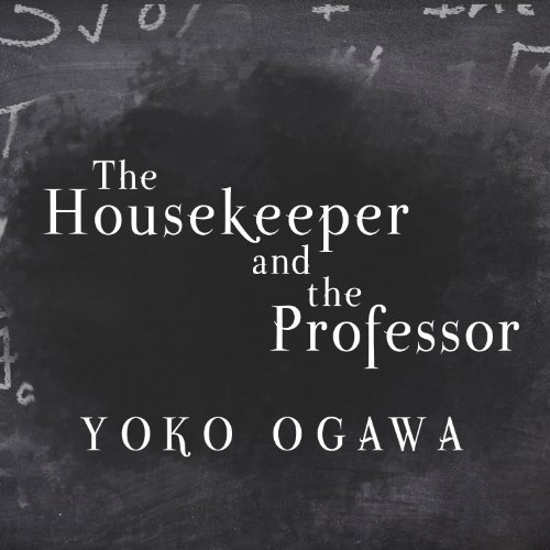 『The Housekeeper and the Professor』のカバーアート