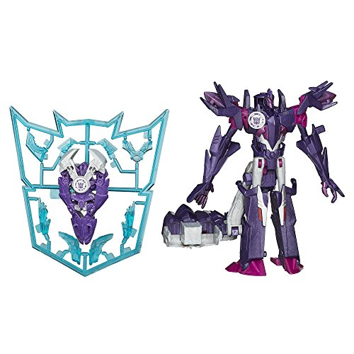 Transformers Robots in Disguise Mini-Con Deployers Decepticon Fracture and Airazor Figures