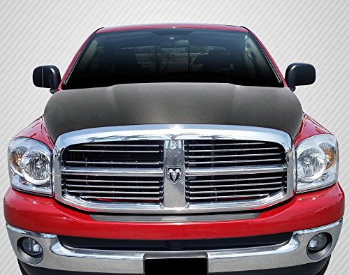 Carbon Creations ED-ZUW-818 DriTech OEM Hood - 1 Piece Body Kit - Fits Dodge Ram 2002-2008