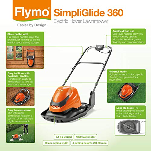 Flymo SimpliGlide 360 Should You Buy