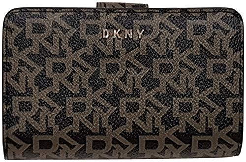 DKNY Bryant Portafoglio nero/grigio