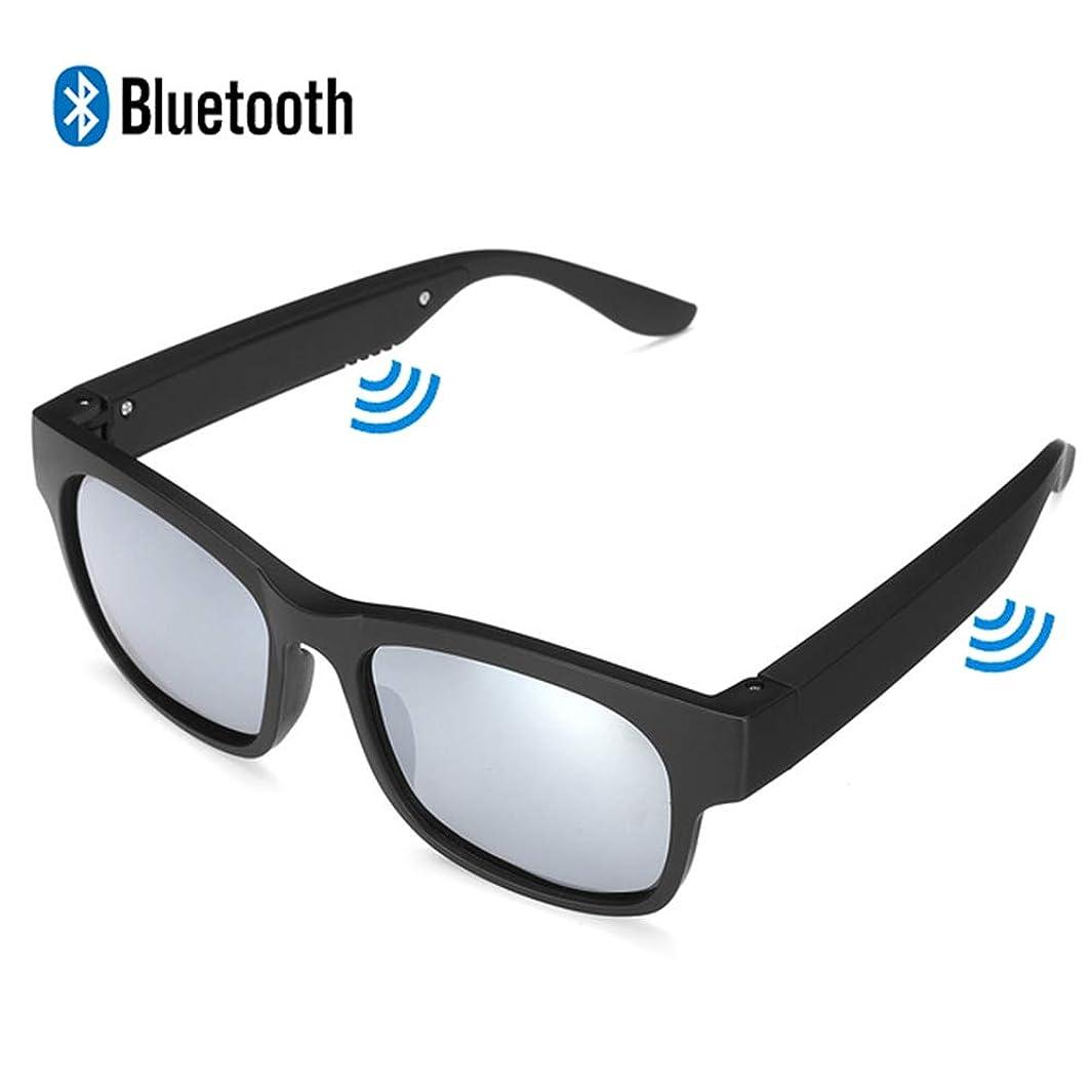ハウジングカード疼痛骨伝導メガネ スマートスポーツヘッドセット ステレオ 眼鏡 に適用する ドライブ アウトドアサイクリング サングラス ドライビンググラス オーディオヘッドセット