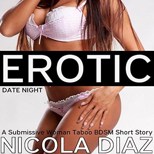Erotic Date Night audiobook cover art