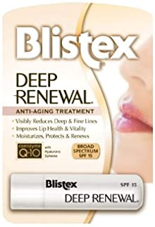 Blistex Deep Renewal, Anti-Ageing Treatment (Pack of 2)