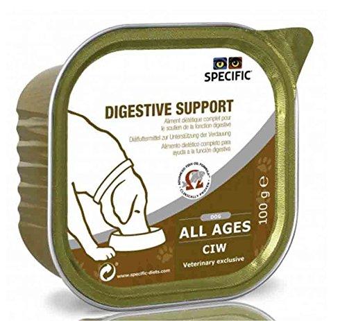 DECHRA - ALSP053 - Specific CIW digestive support , 7x100 g