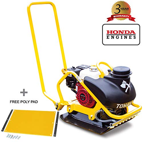 Tomahawk Power 5.5 HP Honda Engine Forward Plate Compactor