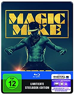 Magic Mike XXL Steelbook (exklusiv bei Amazon.de) [Blu-ray] [Limited Edition]