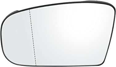 Left and Right Door Mirror Base Seal Pair Set of 2PCS For 00-06 Mercedes W220 S350 S430 S500 S55 AMG S600 S65 AMG 2000 2001 2002 2003 2004 2005 2006