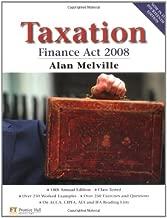 Taxation: Finance Act 2008