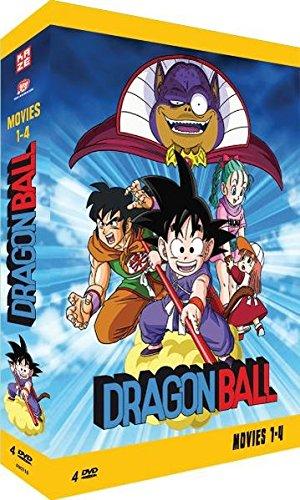 Dragonball Movies - Gesamtausgabe - [DVD]
