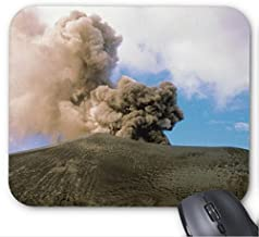 Mousepad Safe Natural Disasters Print Mouse Mat 11.8 X 9.8 In