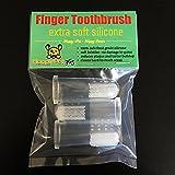 soft pet finger toothbrush
