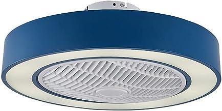 BBZZ Home Afstandsbediening Plafondventilatorverlichting, acryl voor woonkamer plafondlamp, moderne en stijlvolle ventilat...