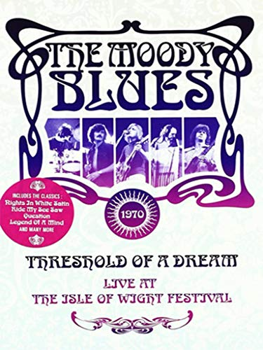 Moody Blues - Threshold of Dreams