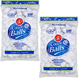 DecorRack 200 Cotton Balls 100%
