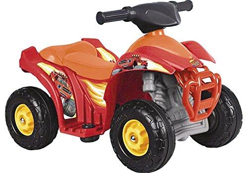 Feber 800010701 - Quad Elettrico Blaze 6V