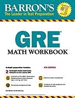 GRE Math Workbook (Barron's Test Prep)