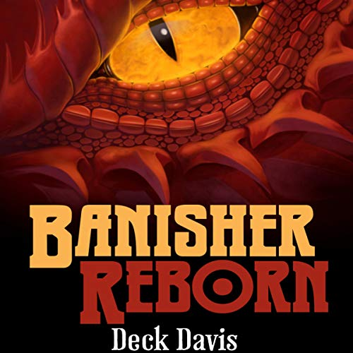 Banisher Reborn audiobook cover art