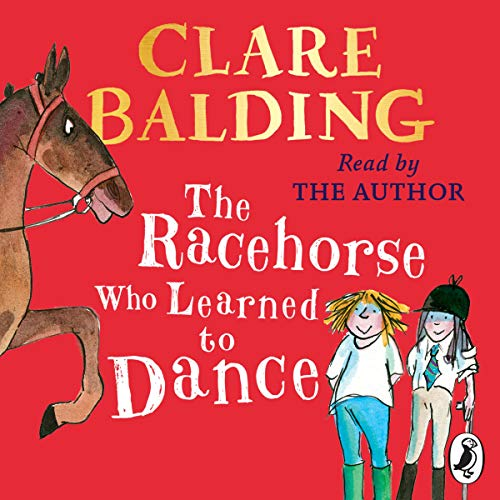 The Racehorse Who Learned to Dance cover art
