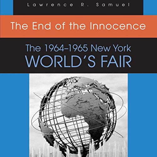The End of the Innocence audiobook cover art