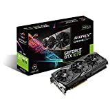 ASUS GeForce GTX 1070 8GB ROG Strix OC Edition Graphic Card...