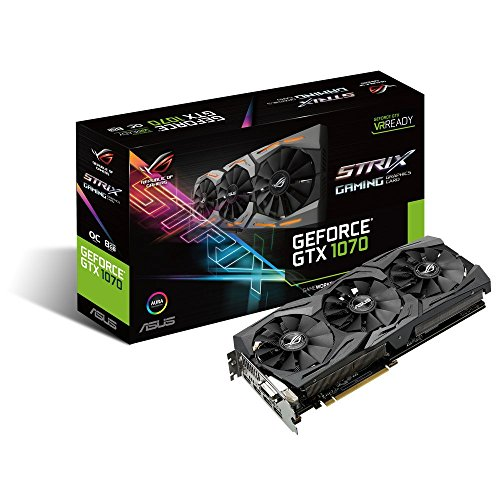 ASUS GTX 1070 8GB ROG STRIX