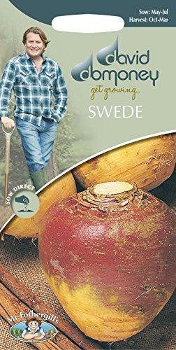 Mr Fothergills???L?gumes???David Domoney Swede Invitation???750?graines