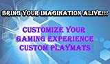 Custom Playmat 14' x 24' Your Design Printed Any Image...