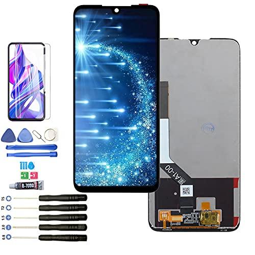 RongZy Pantalla para Xiaomi Redmi Note 7 /7Pro Táctil LCD de Repuesto Ensamblaje Digitalizador Reemplazo para M1901F7G M1901F7E M1901F7H M1901F7S con Herramientas de Reparación(Negro)
