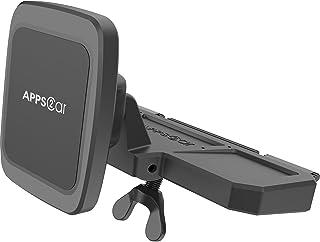 Magnetic Phone Holder for Car [6 Strong Magnets], APPS2Car Universal Magnetic Cd Slot Car Phone Mount Holder [Big Phone & ...