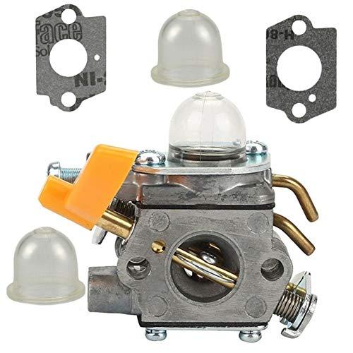Carburador Carburador 10mm Carb w/Junta for ECHO SRM 260S 261S 261SB PPT PAS 260 261 BC4401DW Trimmer Carburador Accesorios de moto (Size : 1 SET)