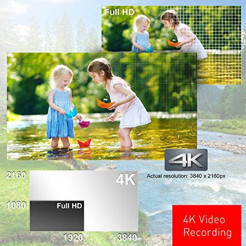 5105v0xM4RL - PANASONIC Lumix G7 4K Digital Mirrorless Camera Bundle with Lumix G Vario 14-42mm and 45-150mm Lenses, 16MP, 3-Inch Touch LCD, DMC-G7WK (USA Black)