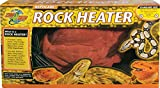 Zoomed Rock Heater Medio