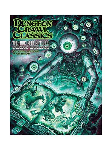 Goodman Games 50825 Dungeon Crawl Classics No.82.5 - Dragoras Dungeon