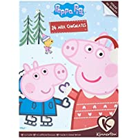 Kinnerton Peppa Pig Advent Calendar 24 Days 40g