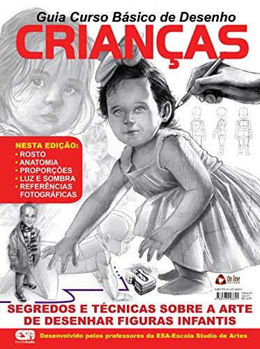 Guia Curso Básico de Desenho: Crianças