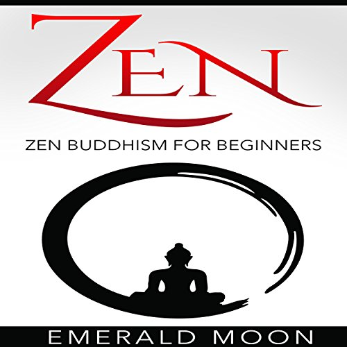 Zen Buddhism for Beginners audiobook cover art