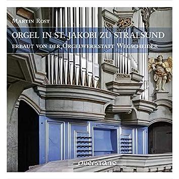 Orgel in St. Jakobi zu Stralsund
