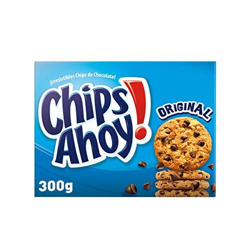 Chips Ahoy! - Original Galletas con Pepitas de Chocolate - Caja de 300 g