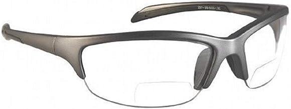 SB-5000 Bifocale veiligheidsbril in +1.0 - +3.0 vergroting (3.0, helder)