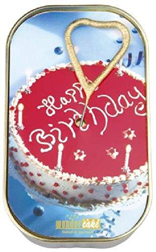 Kuchen i.Dose Geburtstag WONDERCANDLE C1HY203333XX016D