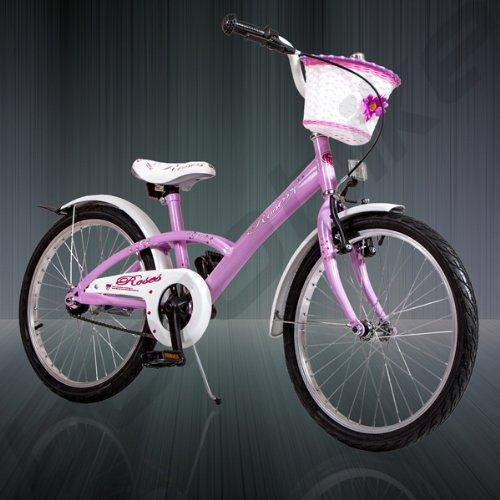 Barabike 20ros Pur–Bicicleta Infantil de 20Pulgadas Rueda de niños (Parte Cilindro de Bicicleta Infantil