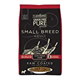 Limited ingredient diet using 8 easily recognizable key ingredients for sensitive stomachs Small kibble size ideal for finicky small breed dogs Grain Free; never any wheat, corn, or soy Omega 6 & 3 fatty acids to boost beautiful skin & coat Healthy i...