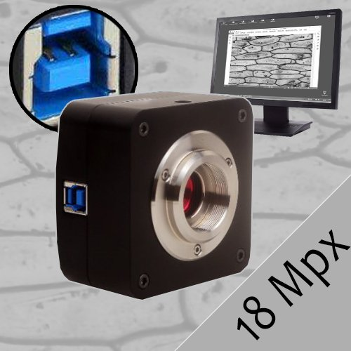 OCS.tec DCM-1800 Digitalkamera für Mikroskope 18MP Erfahrungen & Preisvergleich