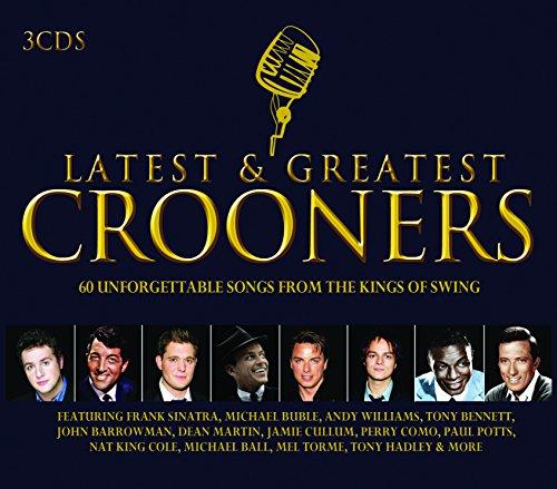 Latest & Greatest Crooners / Various