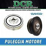 Dayco DPV1260 Correa trapecial poli V